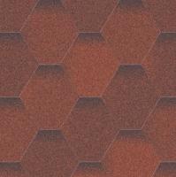 """Огненная лава (красный + коричневый) """"Мозаика"""" - фото на сайте SISU"""