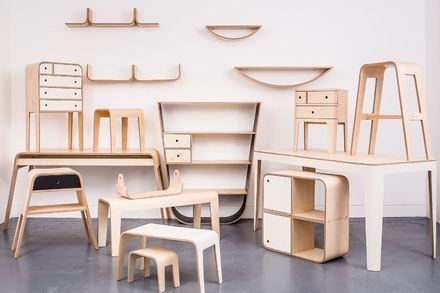 Мебель из фанеры своими руками - фото на сайте SISU