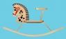 Лошадка Качалка Classic (Rocking Horse) - фото 2 на сайте SISU