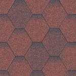 """Красный микс """"Мозаика"""" - фото на сайте SISU"""