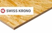 OSB3 2500х1250х8 (Swiss Krono) - фото на сайте SISU