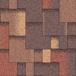 """Марокко (красный + коричневый + антик + антик светлый) """"Акцент"""" - фото на сайте SISU"""