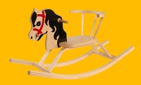 Лошадка Качалка Ojar (Rocking Horse) - фото на сайте SISU