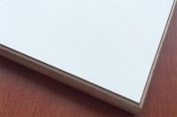 """Фанера 18х1250х2500 HPL/PPL white (подряпаний лист) Рига A/S """"Latvijas Finieris"""" - фото на сайті SISU"""